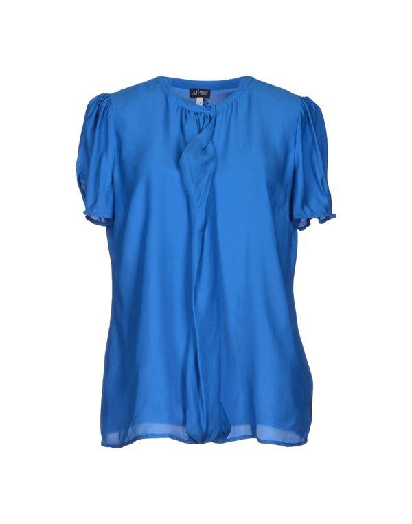 中蓝 ARMANI JEANS 女士衬衫