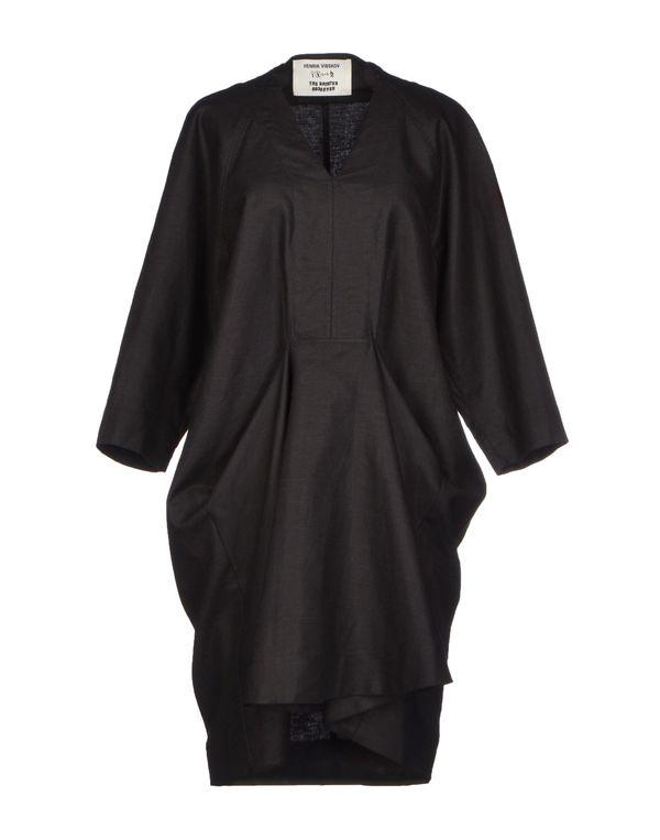 黑色 HENRIK VIBSKOV 短款连衣裙