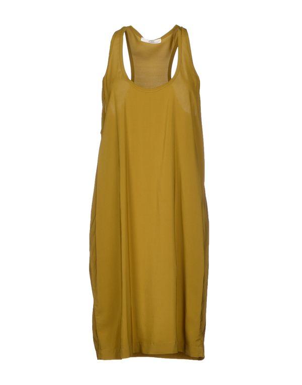 军绿色 SUOLI 短款连衣裙