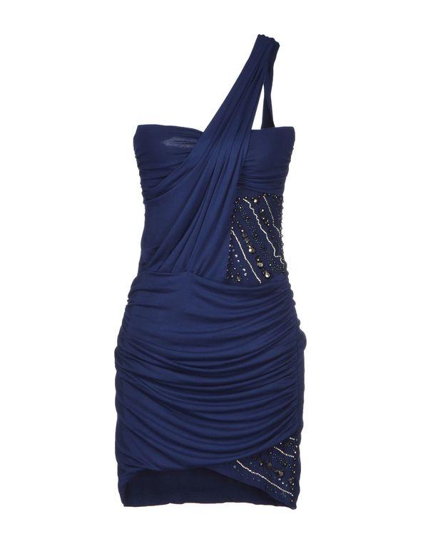 石青色 MET MIAMI COCKTAIL 短款连衣裙