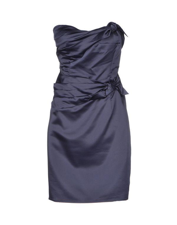 深藏青 LIPSY 短款连衣裙