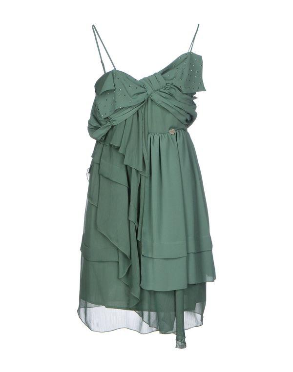 祖母绿 LIU •JO JEANS 短款连衣裙