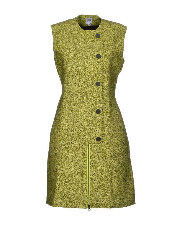 浅绿色 OPENING CEREMONY 短款连衣裙
