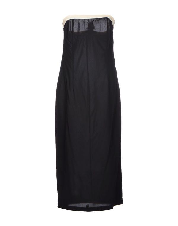 黑色 JUCCA 短款连衣裙