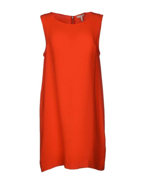 红色 JOIE 短款连衣裙