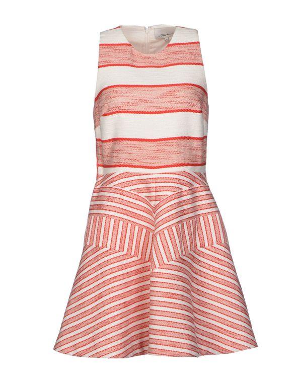红色 3.1 PHILLIP LIM 短款连衣裙