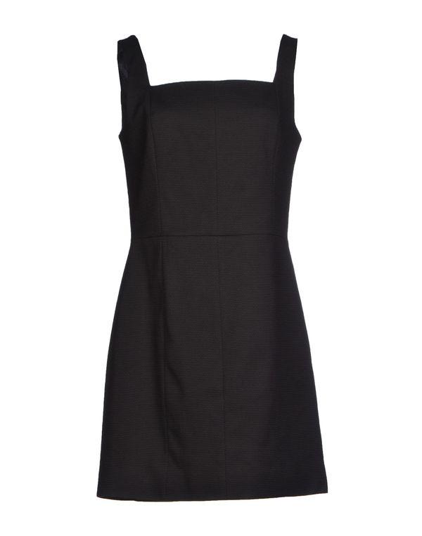 黑色 THE ROW 短款连衣裙