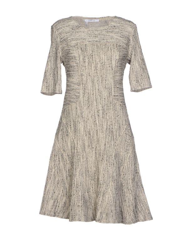 象牙白 10 CROSBY DEREK LAM 短款连衣裙