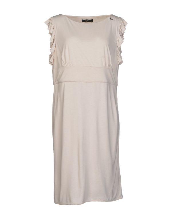 浅粉色 AJAY 短款连衣裙