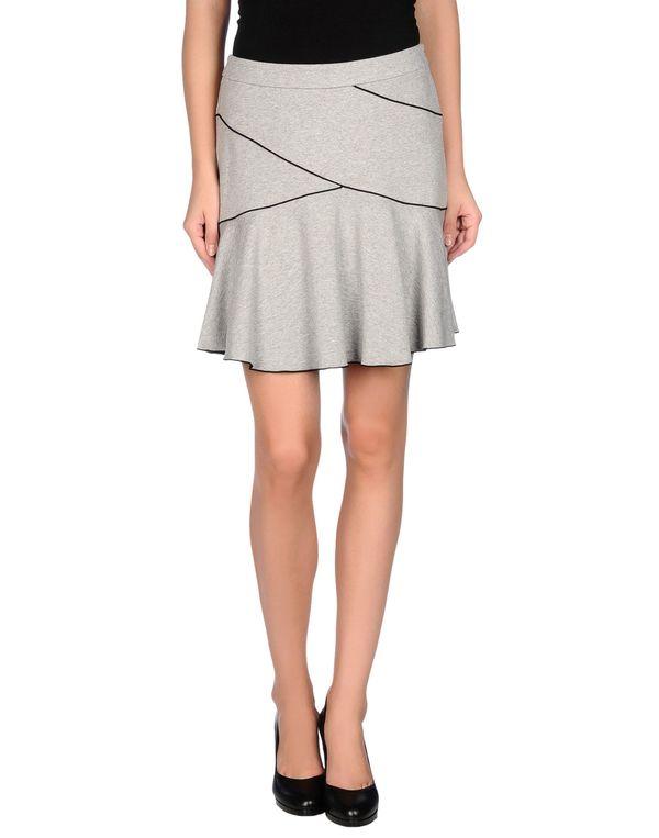灰色 10 CROSBY DEREK LAM 超短裙