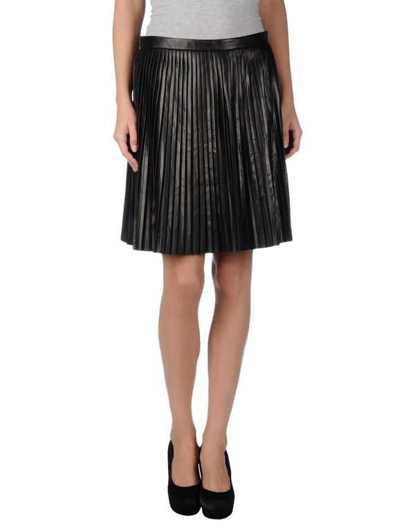 黑色 SONIA BY SONIA RYKIEL 及膝半裙