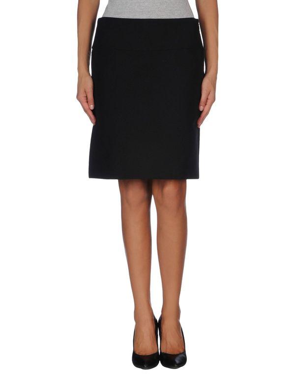 黑色 ASPESI 超短裙