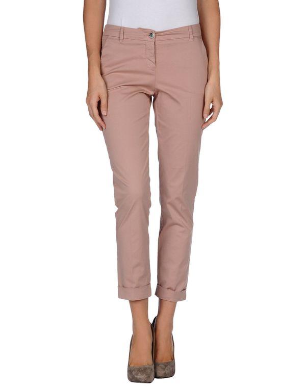 水粉红 ARMANI JEANS 裤装