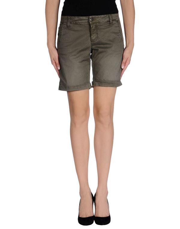 铅灰色 BLAUER 百慕达短裤