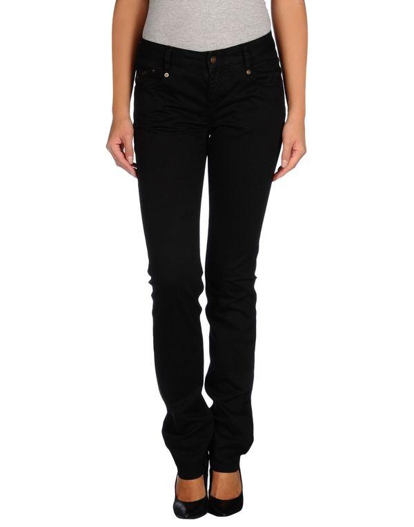 黑色 ICE ICEBERG 裤装