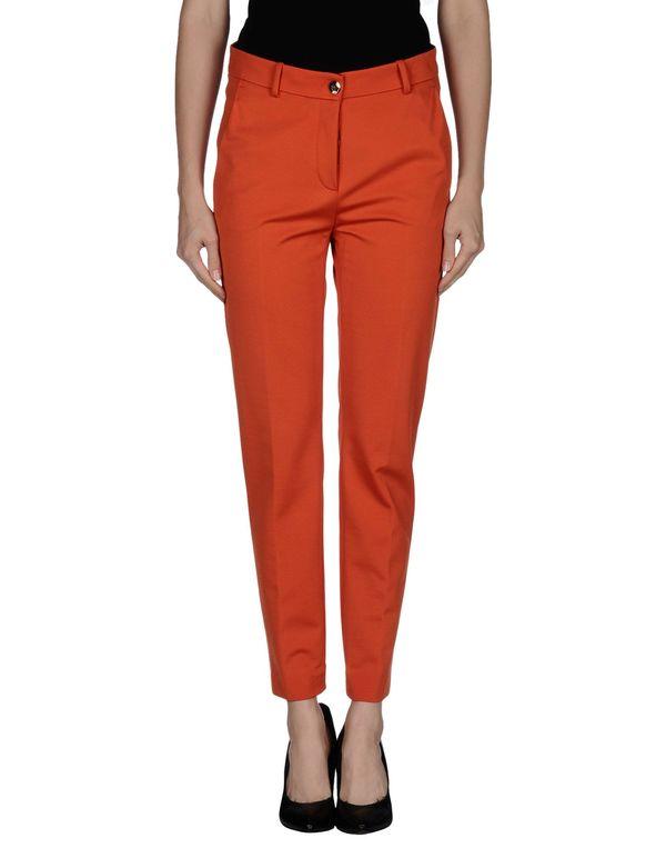铁锈红 PINKO BLACK 裤装