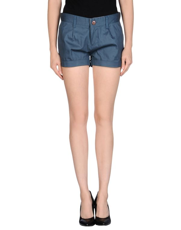 孔雀绿 IRIEDAILY 短裤