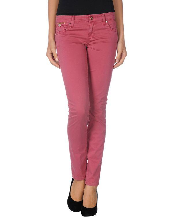 石榴红 LIU •JO 裤装