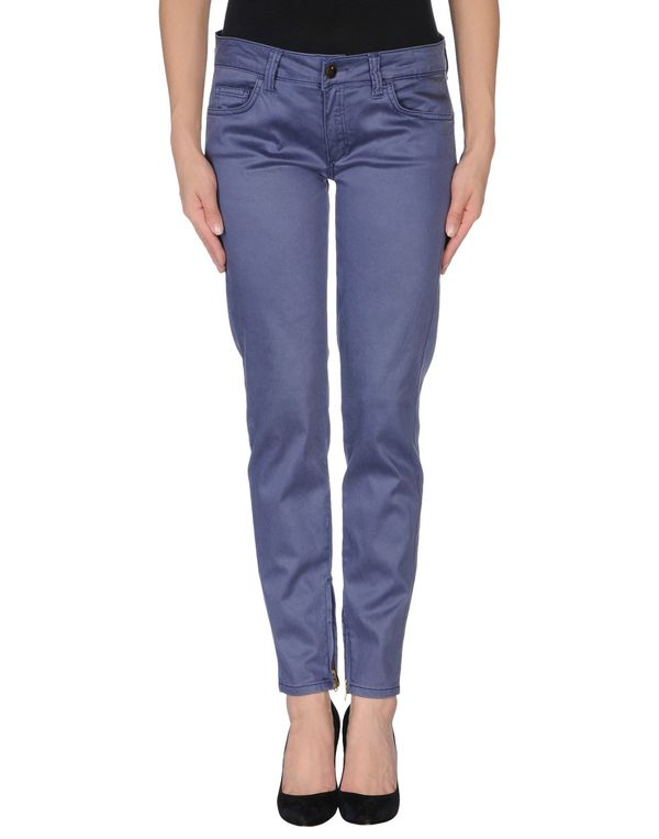 紫色 LIU •JO 裤装