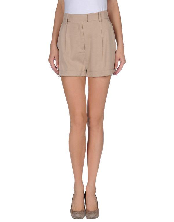 沙色 ELISABETTA FRANCHI 24 ORE 短裤