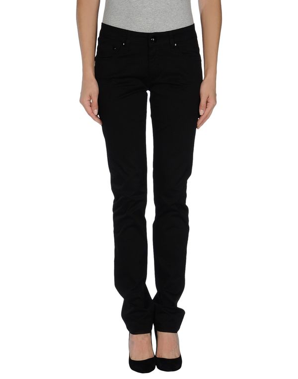 黑色 LOVE MOSCHINO 裤装