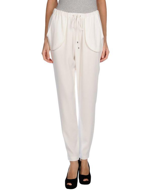 白色 10 CROSBY DEREK LAM 裤装