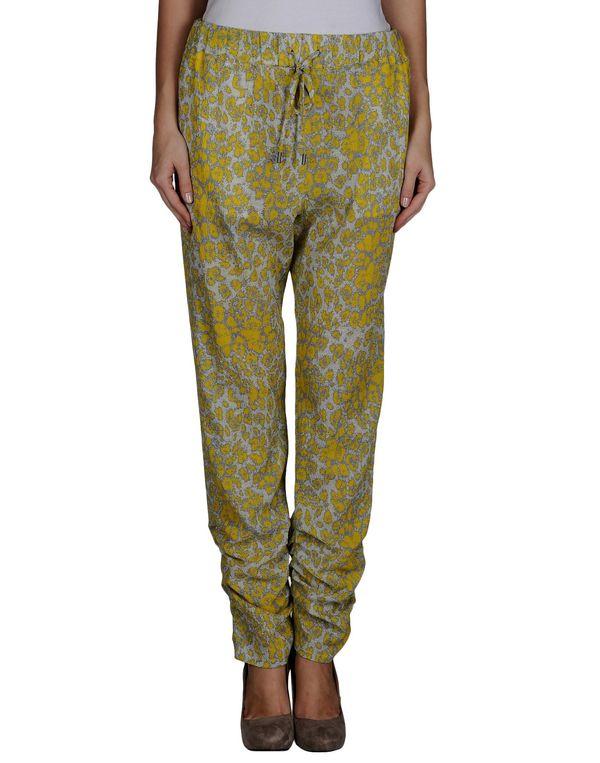 黄色 10 CROSBY DEREK LAM 裤装
