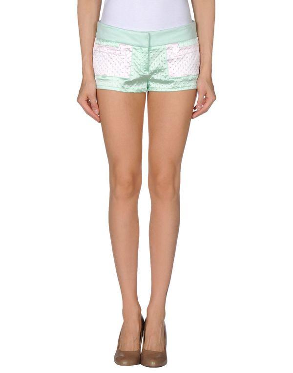粉红色 JUST CAVALLI 短裤