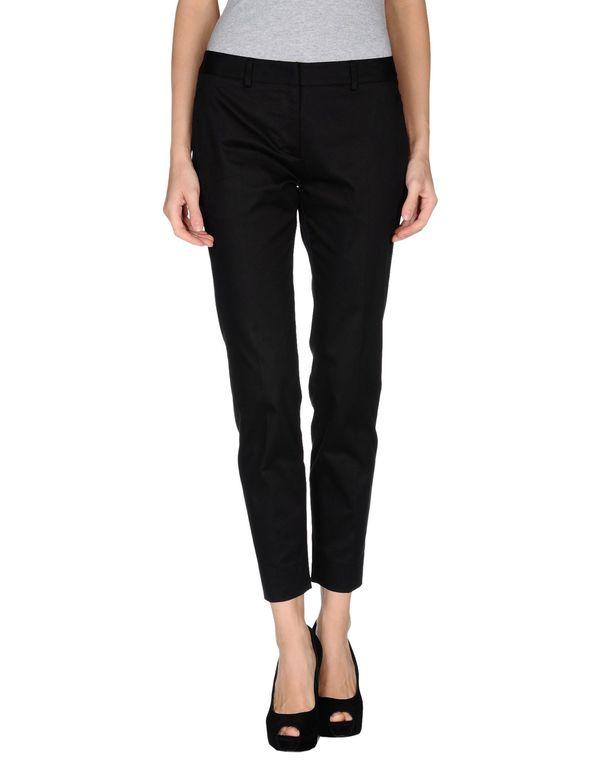 黑色 MAISON MARTIN MARGIELA 4 裤装