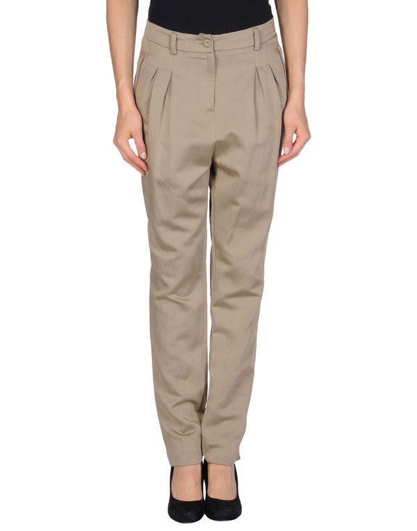 沙色 LIU •JO 裤装
