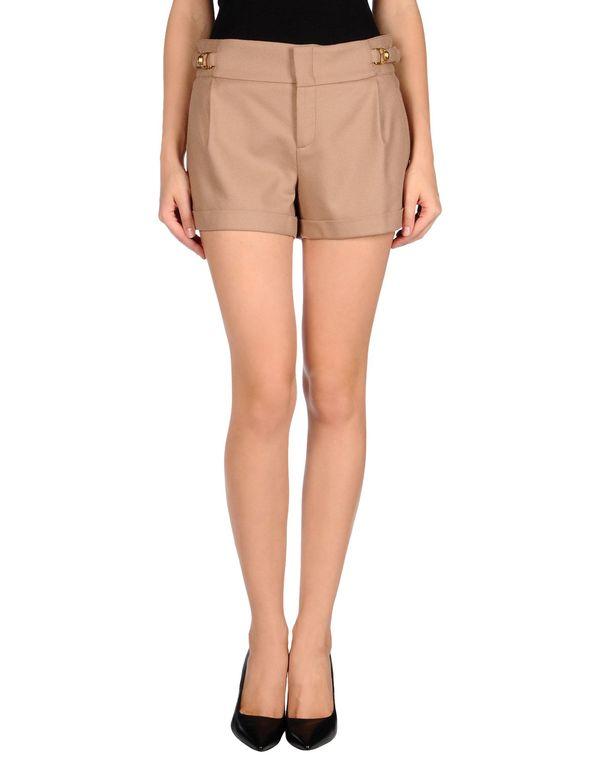 驼色 GUCCI 短裤