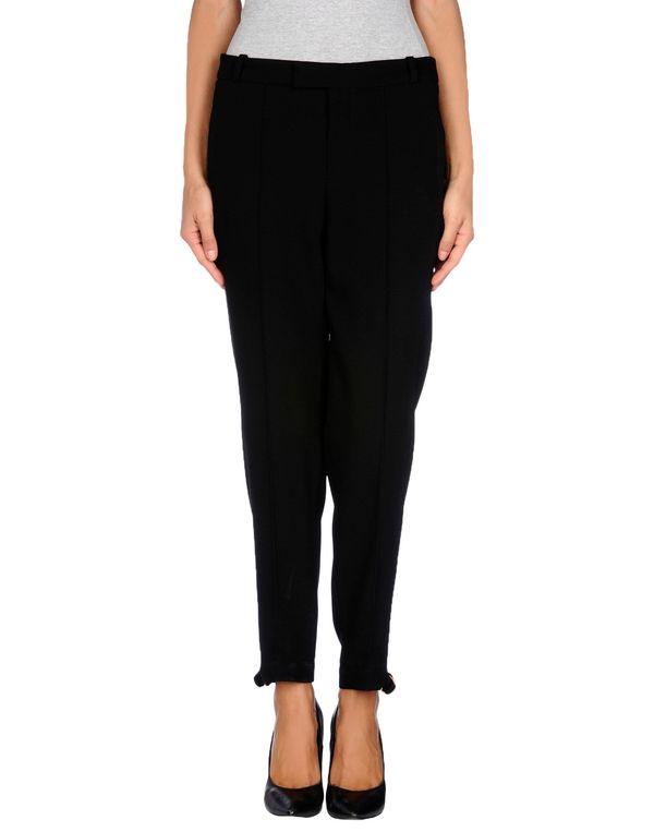 黑色 GUCCI 裤装