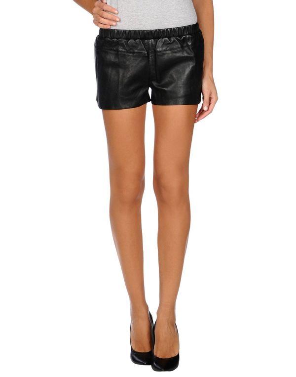 黑色 VIRGINIE CASTAWAY 短裤