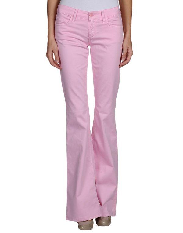 粉红色 LIU •JO JEANS 裤装