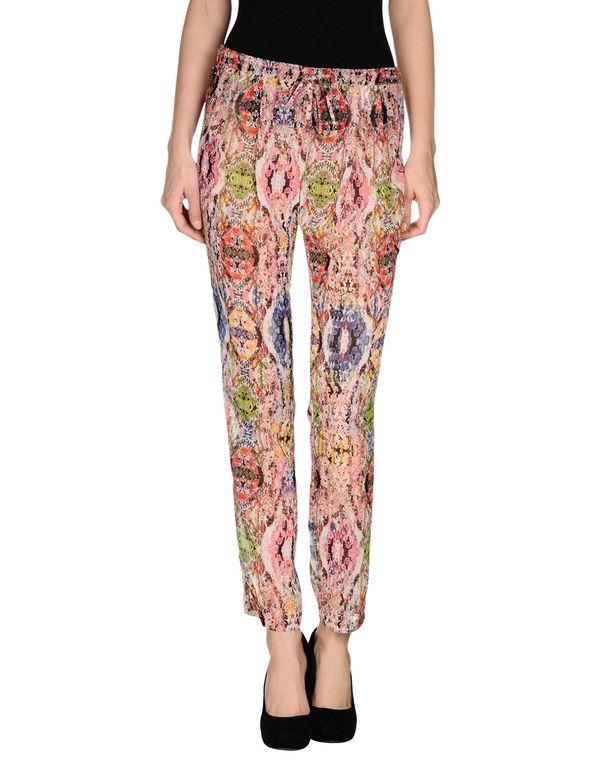 粉红色 MANILA GRACE 裤装
