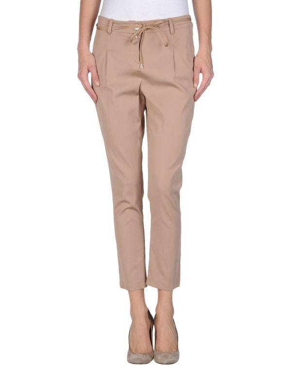 浅棕色 LIU •JO 裤装
