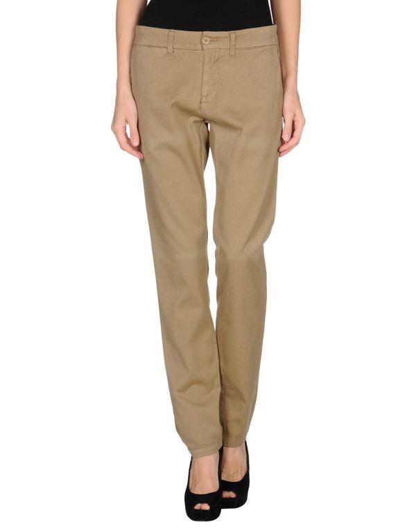 米色 CARHARTT 裤装