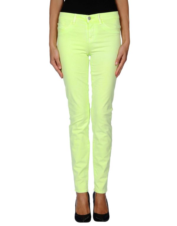 荧光绿 J BRAND 裤装