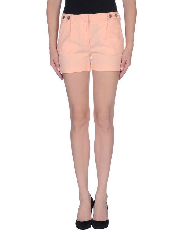 鲑鱼粉 GOLD CASE 短裤