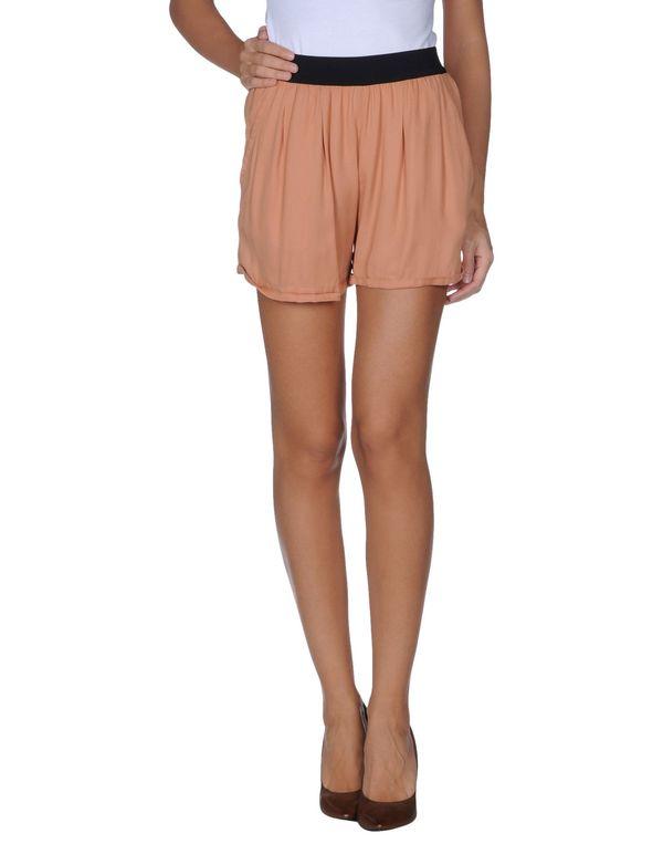 裸色 ANN DEMEULEMEESTER 短裤