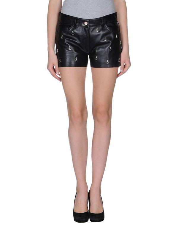 黑色 ACNE STUDIOS 短裤