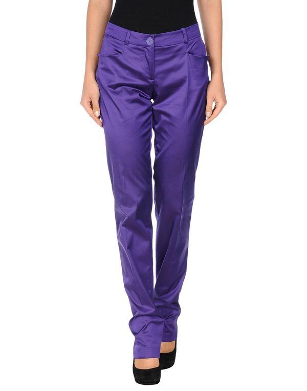 紫色 PINKO 裤装
