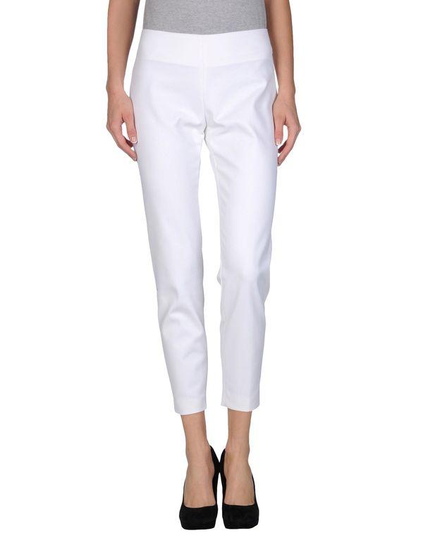 白色 PIAZZA SEMPIONE 裤装