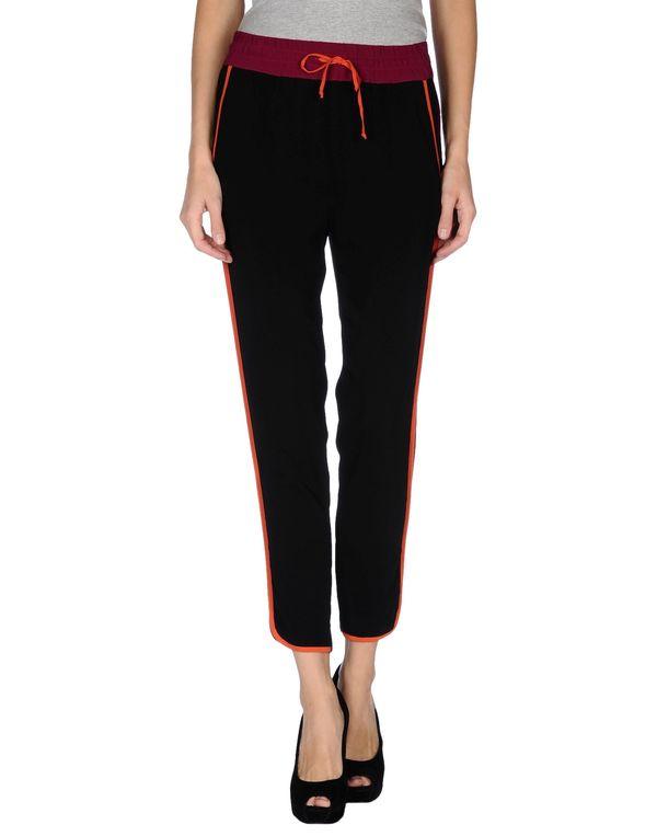 黑色 SUOLI 裤装