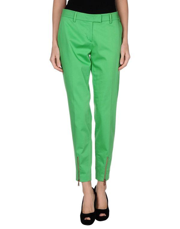 浅绿色 FRANKIE MORELLO 裤装