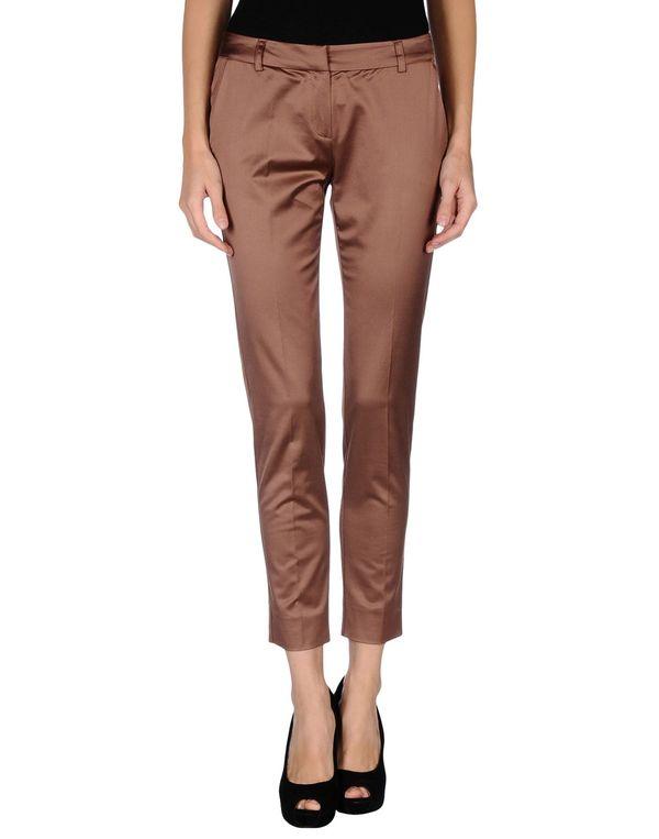 浅棕色 PENNYBLACK 裤装