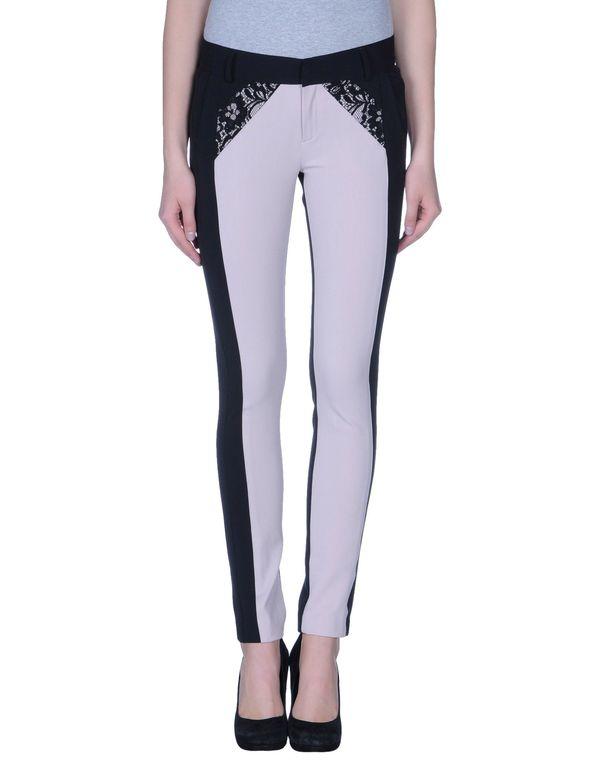 黑色 PF PAOLA FRANI 裤装
