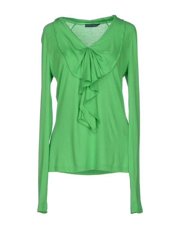 绿色 RALPH LAUREN T-shirt