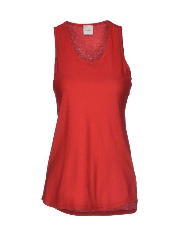 红色 ...À_LA_FOIS... T-shirt