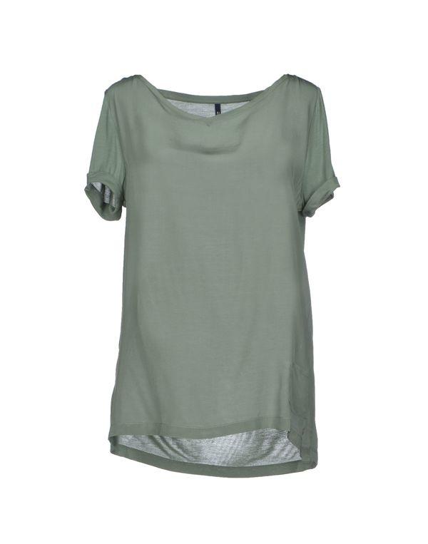 绿色 WOOLRICH T-shirt
